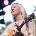 At 22 years old, Laura Marling has been compared to Joni Mitchell.