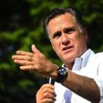Mitt Romney rerouted his tour after Pennsylvania's former governor, Ed Rendell, and several other Democratic officials held a press conference outside the Wawa gas station where the former Massachusetts governor had planned an early afternoon stop.