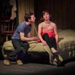 "Alex Herrald and Crystal Arnette in the musical ""The Consequences'' at Wellfleet Harbor Actors Theater."