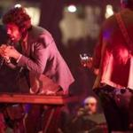 Michael Angelakos and Passion Pit returned to Boston in June for a performance at the Bank of America Pavilion.