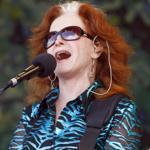 "Bonnie Raitt (pictured in New Orleans earlier this year) mixed her hits with songs from her new album, ""Slipstream."""