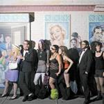 """The Rocky Horror Picture Show'' has been a longtime midnight feature at the AMC Loews theater in Harvard Square, which closes July 8."