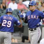 The Rangers have been the most balanced team in the game, with starting pitching, bullpen, hitting, power, and defense.