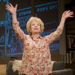 "Debra Jo Rupp as Dr. Ruth Westheimer in Barrington Stage Company's production of ""Dr. Ruth, All the Way.''"