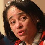 Carol R. Johnson spoke with Mayor Thomas M. Menino and expressed remorse.