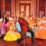 "Ryan Overberg plays the Presley-esque singer who thrills the girls in Reagle Music Theatre's ""Bye Bye Birdie."""