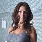 Gina Gesamondo, owner of the Blo Blow Dry Bar in the South End.