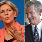 While Elizabeth Warren recently gave her views on gun rights, Scott Brown has a 12-year record in the Legislature and more than two years in the US Senate.