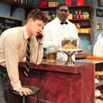"From left: Peter Mark Kendall, Johnny Lee Davenport, and Anthony Wills Jr. in "" 'Master Harold' . . . and the Boys."""