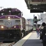 Commuter rail customers on all North Station lines will be able to purchase and display tickets on their smartphones starting Monday, with South Station lines and ferries expected to follow after Thanksgiving.