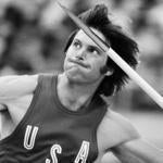 American Bruce Jenner won the decathlon — and the unofficial title as world's greatest athlete — at the 1976 Olympic Games in Montreal.