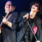 In his lawsuit, J. Geils (left, with Peter Wolf) says he twice tried to quit the band that bears his name.