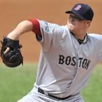 Jon Lester started against the Cleveland Indians Sunday.