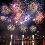 Liberty Mutual will spend $8 million over the next three years to sponsor the Boston Pops Fireworks Spectacular and $1 million this year on gifts to celebrate its 100th anniversary.