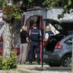 On Thursday, French authorities were at the campsite where a British family was believed to be vacationing before they were attacked and three people were shot to death. The campsite is near Lake Annecy, an area in the Alps not far from France's borders with Switzerland and Italy.