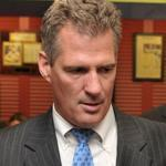 The decision by the state party could put US Senator Scott Brown, facing a tough challenge, in a difficult position.