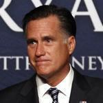 Mitt Romney mostly stood by his comment about the president's supporters.