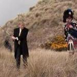 """You've Been Trumped"" follows Donald Trump's efforts to develop a golf resort near Aberdeen, Scotland."