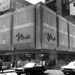 A 1973 addition to the Filene's store was demolished in 2007.