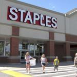 The turnaround plans were announced weeks after Staples disclosed earnings that had fallen 32 percent.