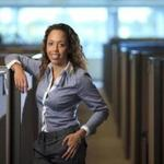 Year Up internship program alum Margarita Polanco now works at Bank of New York Mellon in Everett.