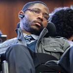 Marcus Hurd testified in March about a shooting that left him a quadriplegic and four other people dead.