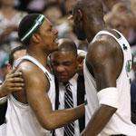 There are only three Celtics players left who embarked on the 2007 preseason trip to Rome and London.