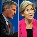 At times, policy took a back seat to sniping over some political flash points in the second debate of Senator Scott Brown and Elizabeth Warren.