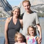 Mr. Darrah visited Yosemite National Park with his family in August. First and foremost, he was devoted to his family.