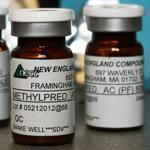 A steroid formulated by a Framingham firm is linked to a meningitis outbreak.