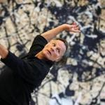 Lar Lubovitch (here rehearsing in 2010) was among the first choreographers to use the music of Philip Glass and Steve Reich.