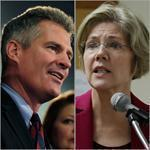 Senator Scott Brown's proposals focus on lowering the overall tax rate and closing loopholes, while his Democratic challenger, Elizabeth Warren, has proposed raising taxes on those earning more than $250,000 a year.