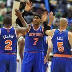 The Knicks haven't been a legitimate Eastern Conference contender in 15 years.