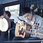 "Marcus Mumford of Mumford & Sons on a train from Oakland, Calif., to New Orleans in ""Big Easy Express."""