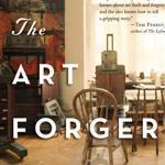 """The Art Forger"" by B.A. Shapiro."