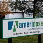 The Ameridose firm in Westborough and NewEngland Compounding Center share the same owners.