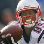 Brandon Lloyd's first touchdown for New England put a smile on the faces of Patriots fans — and on the receiver himself.