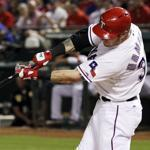 At the end of the day, Josh Hamilton's numbers are his numbers.
