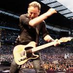 """Bruce,"" a new biography, looks at Bruce Springsteen, the enduring rocker and charismatic leader of the E Street Band."