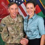 Retired General David H. Petraeus and Paula Broadwell often conferred with faculty at the Harvard Kennedy School.