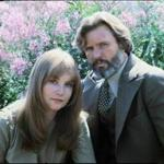 "Isabelle Huppert, Kris Kristofferson in ""Heaven's Gate."""