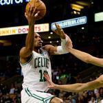 Celtic Leandro Barbosa made his mark on the international scene as a 19-year-old at the 2002 FIBA World Championships in Indianapolis, and the next year he started his NBA career in Phoenix.