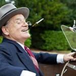 Bill Murray embraces the role of FDR.