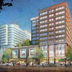 Developer Steve Samuels is behind the $325 million Fenway Triangle project at 1325 Boylston St.