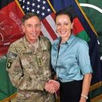 Broadwell met  David Petraeus while researching a book about his wartime leadership in Iraq and Afghanistan.