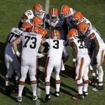 The Browns are 4-8 after going 5-11 in 2010 and 4-12 in 2011.