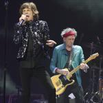 On tour marking the band's 50 years together, the Rolling Stones played Barclays Center in New York Saturday night.