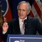"""There is a growing group of folks who are looking at this and realizing we don't have a lot of cards as it relates to the tax issue before year's end,"" Tennessee Republican Senator Bob Corker said."