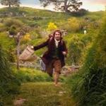 "Martin Freeman plays Bilbo Baggins in ""The Hobbit: An Unexpected Journey,"" the first of director Peter Jackson's new Tolkien trilogy."