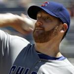 Ryan Dempster, who split last year with the Cubs and Rangers, is an innings eater.